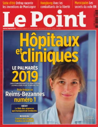 classement hopitaux clinique 2019 france